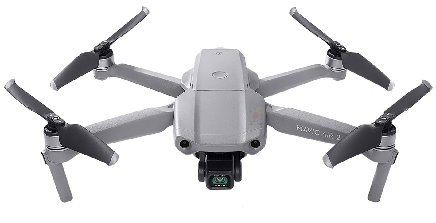 DJI Mavic Air 2: able to fly longer in a slower market 15