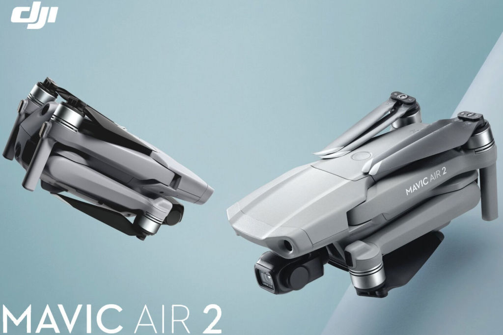 DJI Mavic Air 2: able to fly longer in a slower market 13