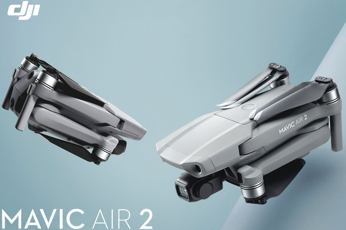 DJI Mavic Air 2: able to fly longer in a slower market 19