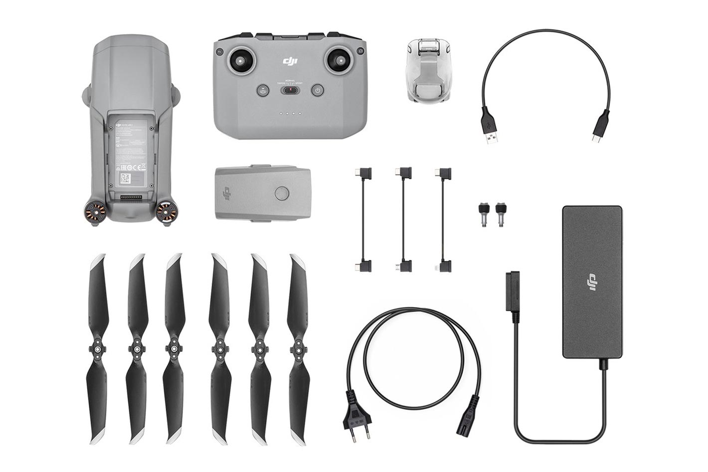 DJI Mavic Air 2: able to fly longer in a slower market 16