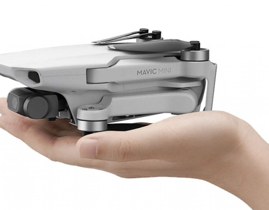 Mavic Mini: DJI's lightest and smallest foldable drone