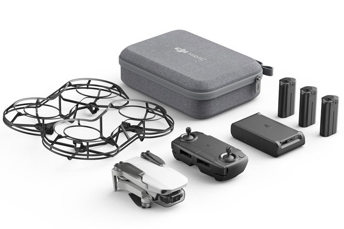 Mavic Mini: DJI's lightest and smallest foldable drone offers 2.7K video at 30fps 2