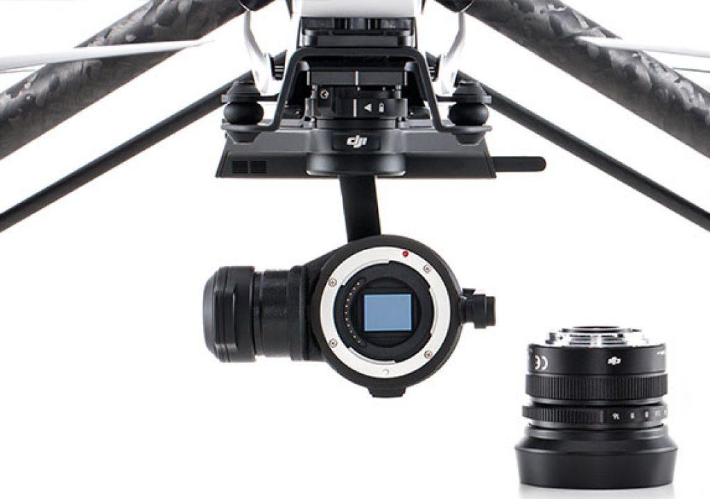 DJI adopts Micro Four Thirds sensor for aerial cameras 1