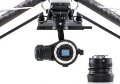 DJI adopts Micro Four Thirds sensor for aerial cameras