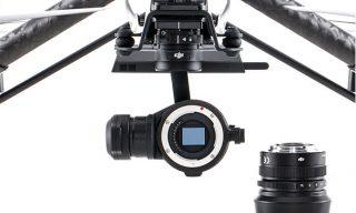 DJI adopts Micro Four Thirds sensor for aerial cameras