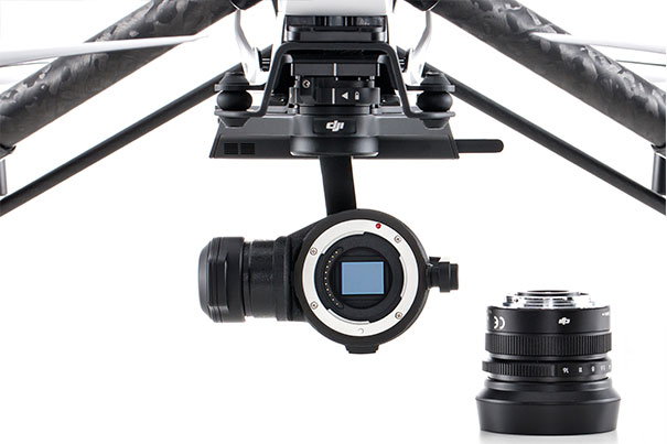 DJI adopts Micro Four Thirds sensor for aerial cameras 3