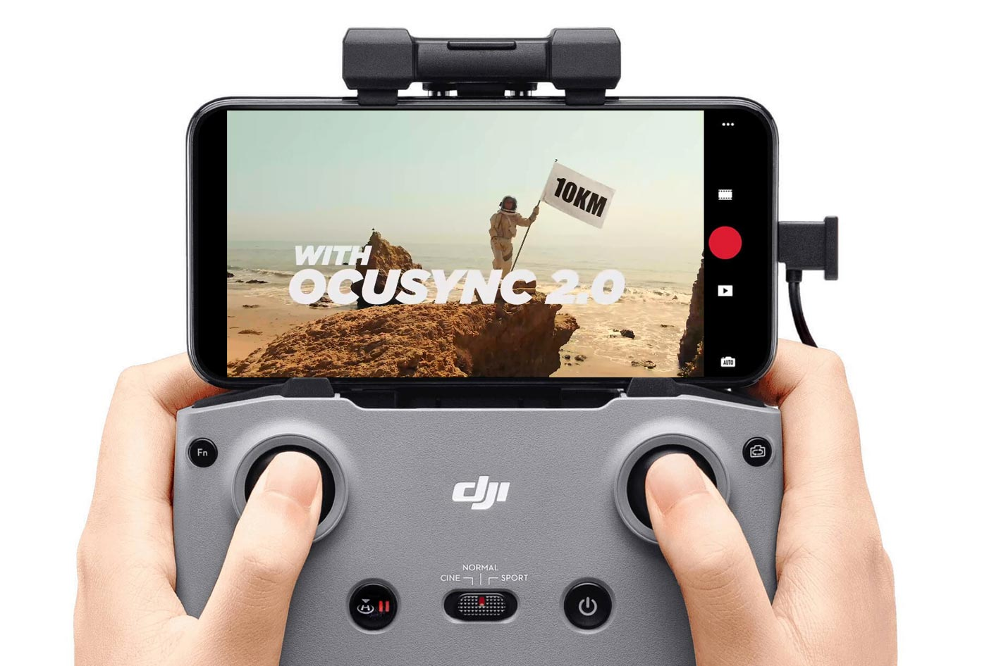 DJI Mini 2: the right 4K drone for travelers