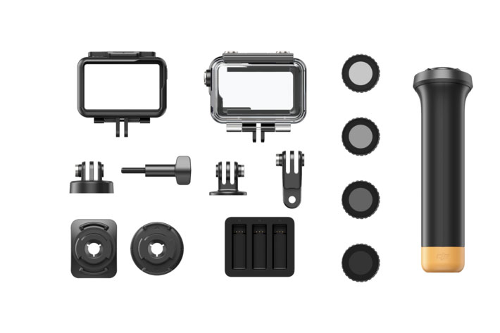 The new DJI is not a drone: meet DJI Osmo Action, a 4K action camera 4