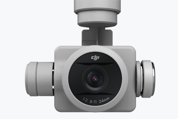 DJI introduces Phantom 4 Pro V2.0