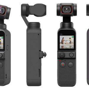 DJI Pocket 2: a portable stabilized mini camera