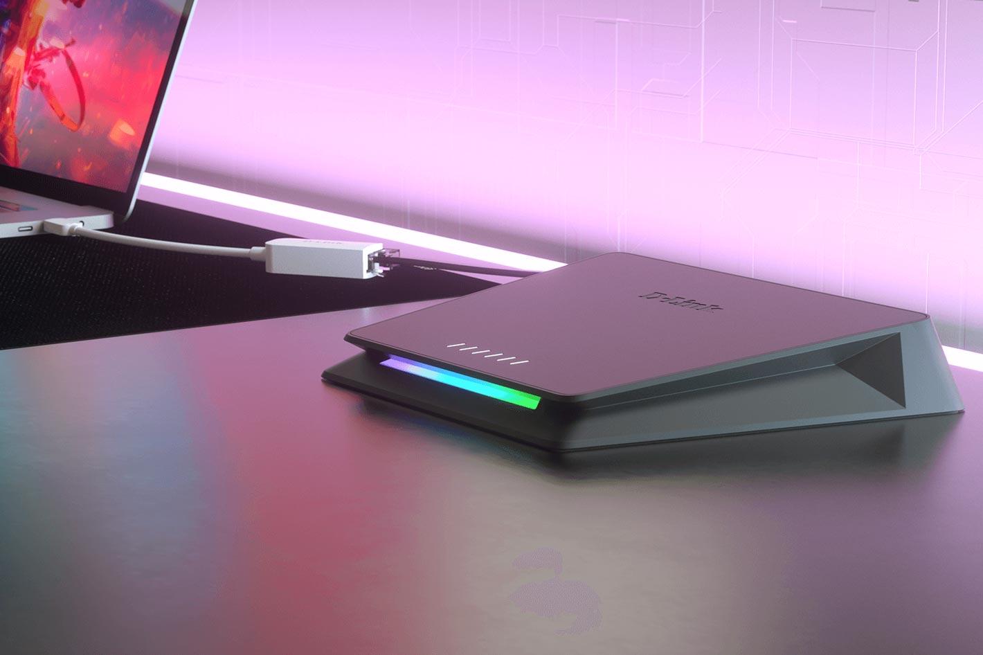 D-Link introduces a new USB-C 2.5 Gigabit Ethernet adapter