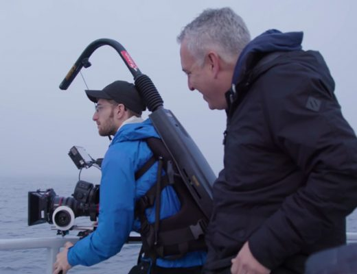 Andrew Fried and Bryant Fisher: filming with the Canon EOS C200