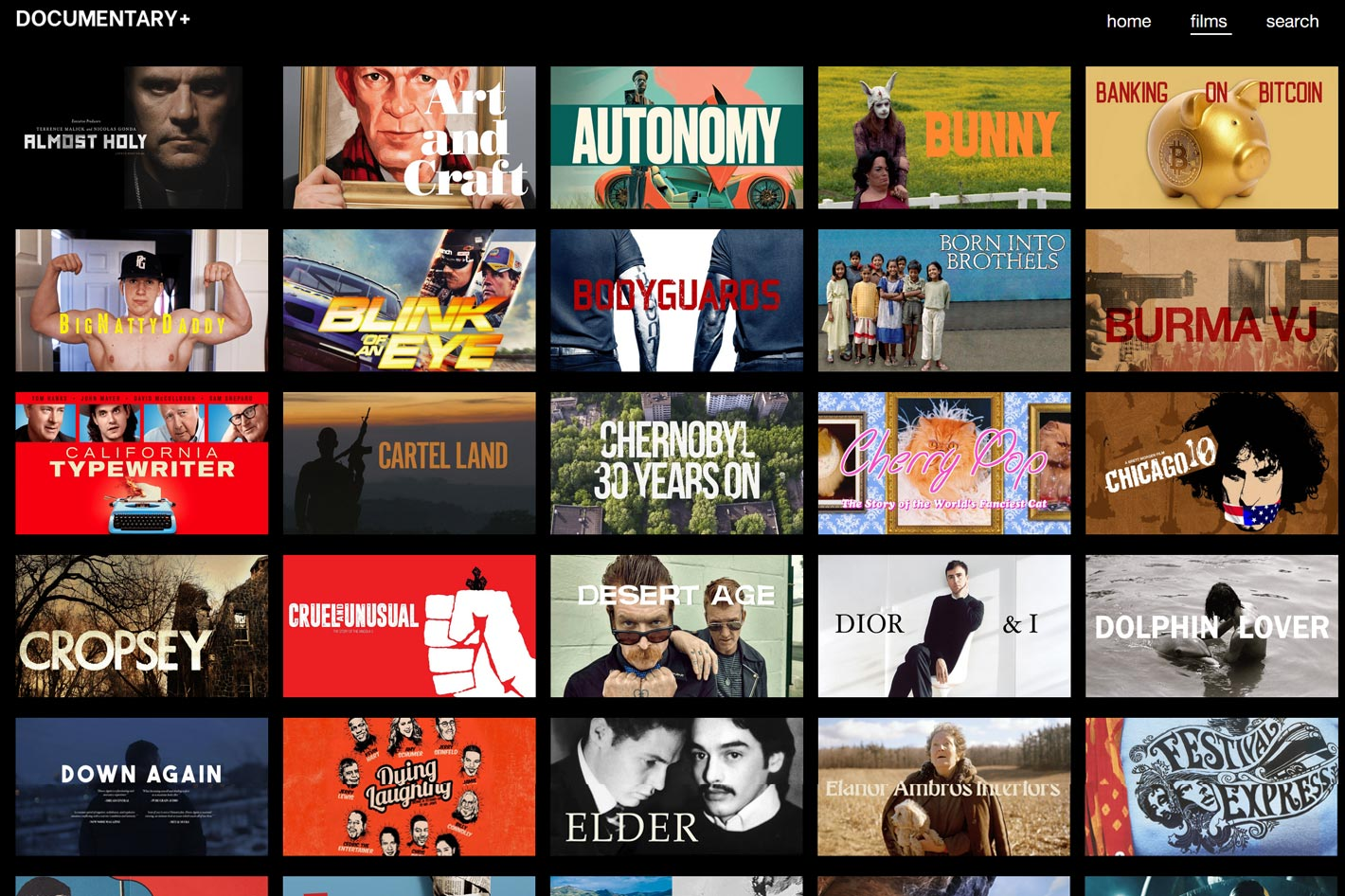 Documentary+: a new and free nonfiction streaming platform 3
