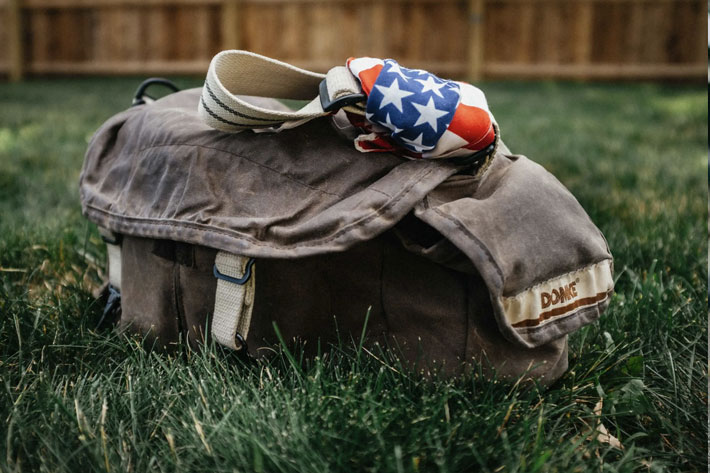 Limited edition Domke bags to celebrate Memorial Day