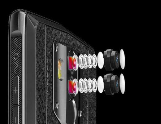 Doogee N100: a long-lasting 10,000 mAh battery smartphone