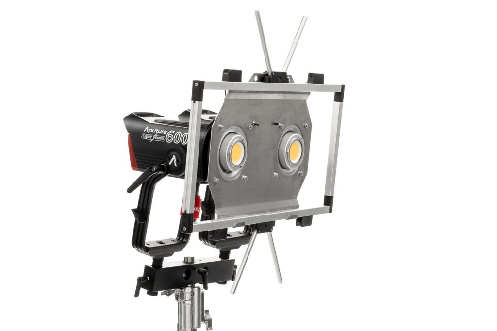 DoPchoice's new light direction tools for Aputure 600D