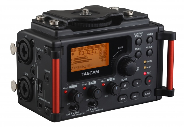 Review: Tascam DR-10X 48 kHz plug-on audio recorder 20
