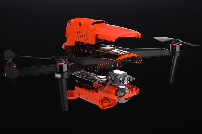 PVC's guide to camera drones for 2020