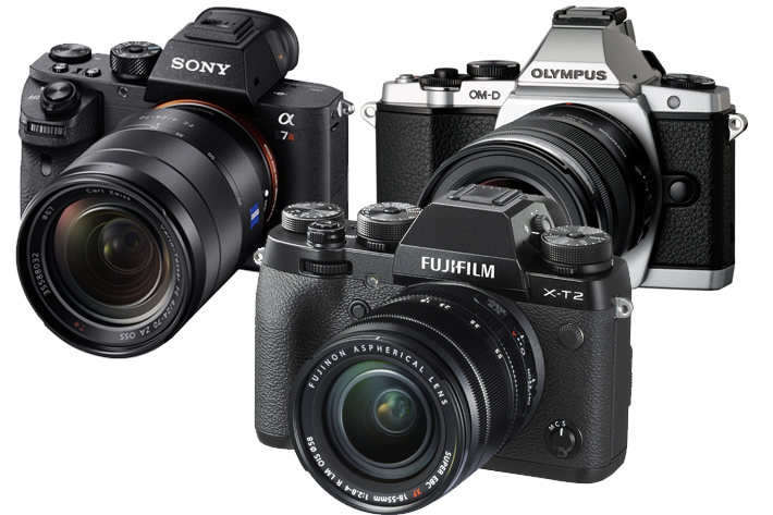 DSLRs are still alive, DSLTs may be dead
