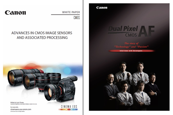 Dual Pixel CMOS AF: five years of evolution