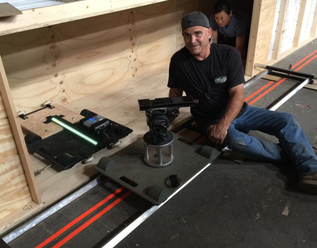 How the Seal Team series uses Dutti Dolly