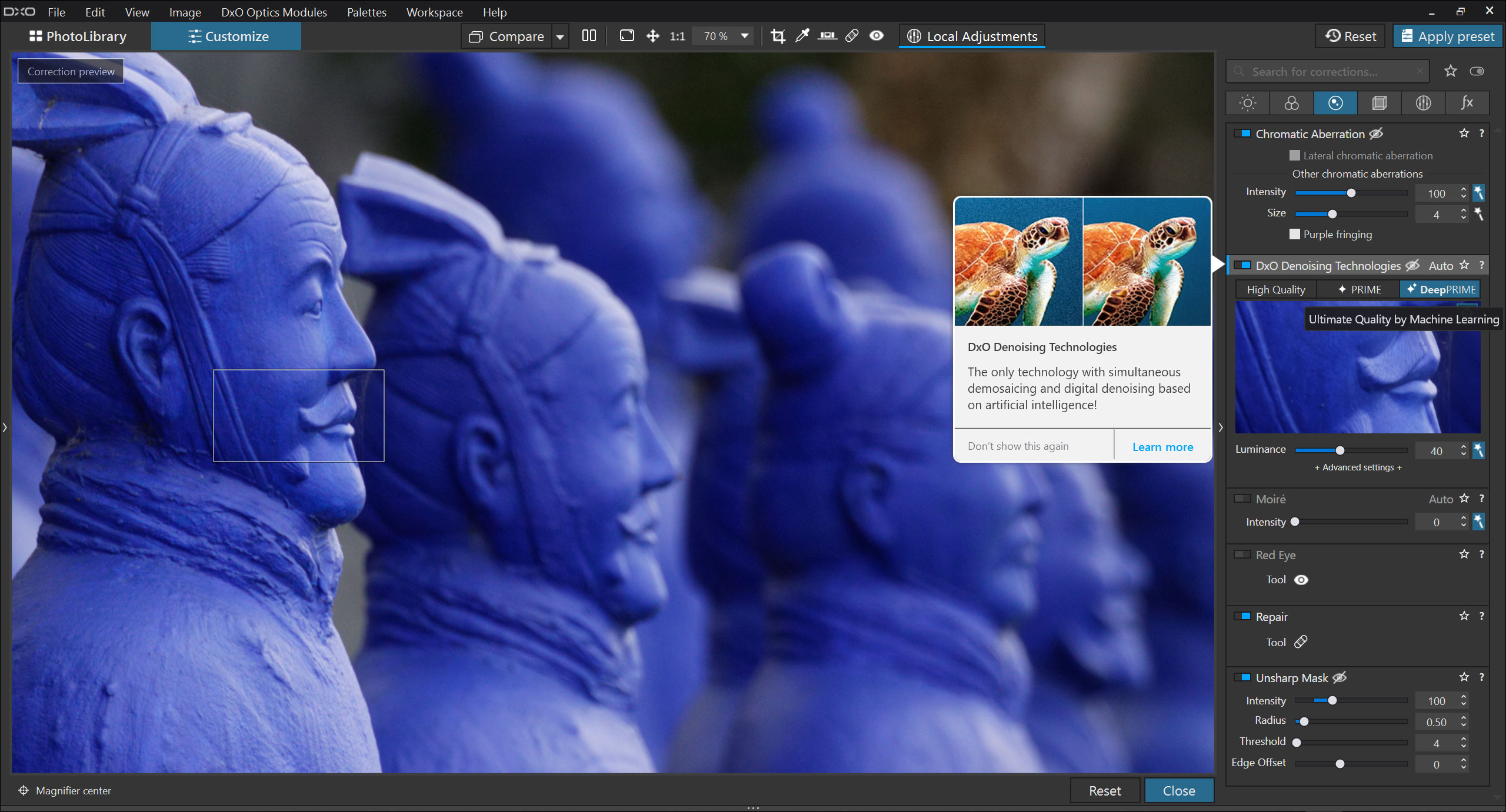 Review: DxO PhotoLab 5 supports X-Trans sensors and is faster now