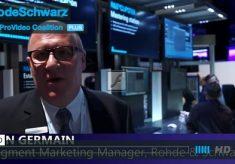 NAB 2015: Rohde & Schwarz Clipster