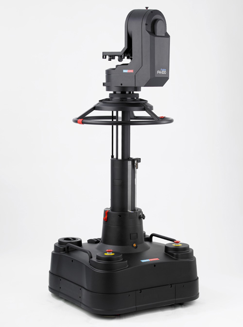 VINTEN RADAMEC LAUNCHES NEW ROBOTIC AND MANUAL PEDESTAL AT NAB 1