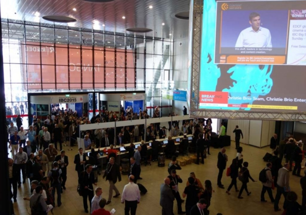 The Sights and Sounds of IBC 2014 – Part 1 1