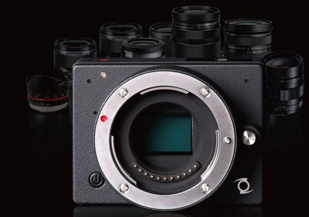Smallest 4K MFT camera for drones on Kickstarter 1