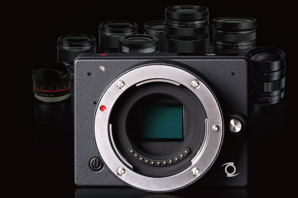 Smallest 4K MFT camera for drones on Kickstarter 4