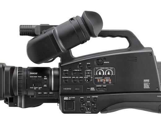 Panasonic announces AG-HMC80, the HMC40's big sister 3
