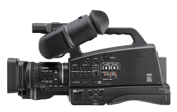 Panasonic announces AG-HMC80, the HMC40's big sister 1