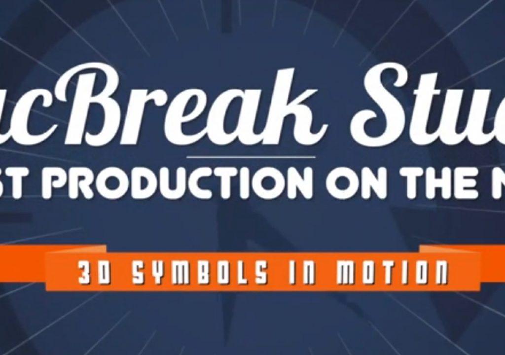 3D Symbols in Motion 1