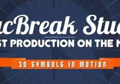 3D Symbols in Motion