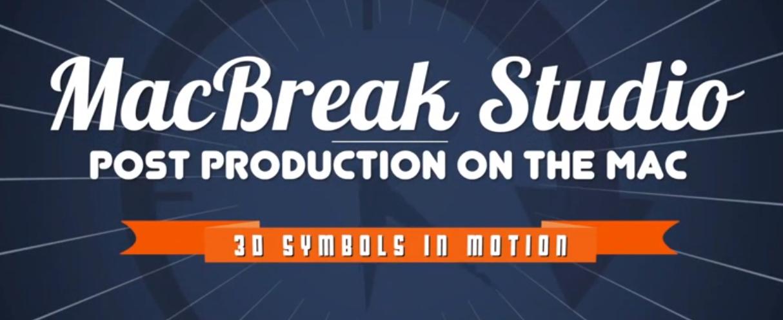 3D Symbols in Motion 4