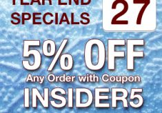 Videoguys 5% Off Sale and Specials Expiring at the End of the Year