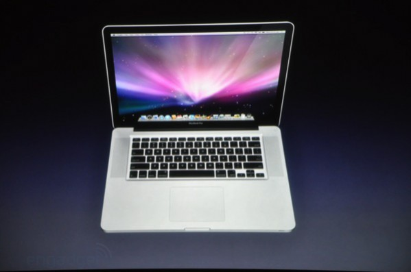 New MacBook Pros Introduced 1