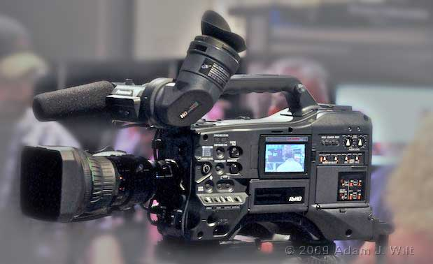 New Firmware for the HPX300 series camcorders 3