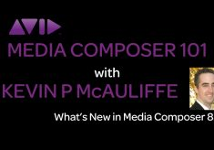 Media Composer 101 – What's New in Media Composer 8.4
