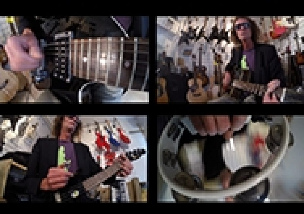 Shooting Music with your GoPro: Capture the Action with Martin Dorey 1