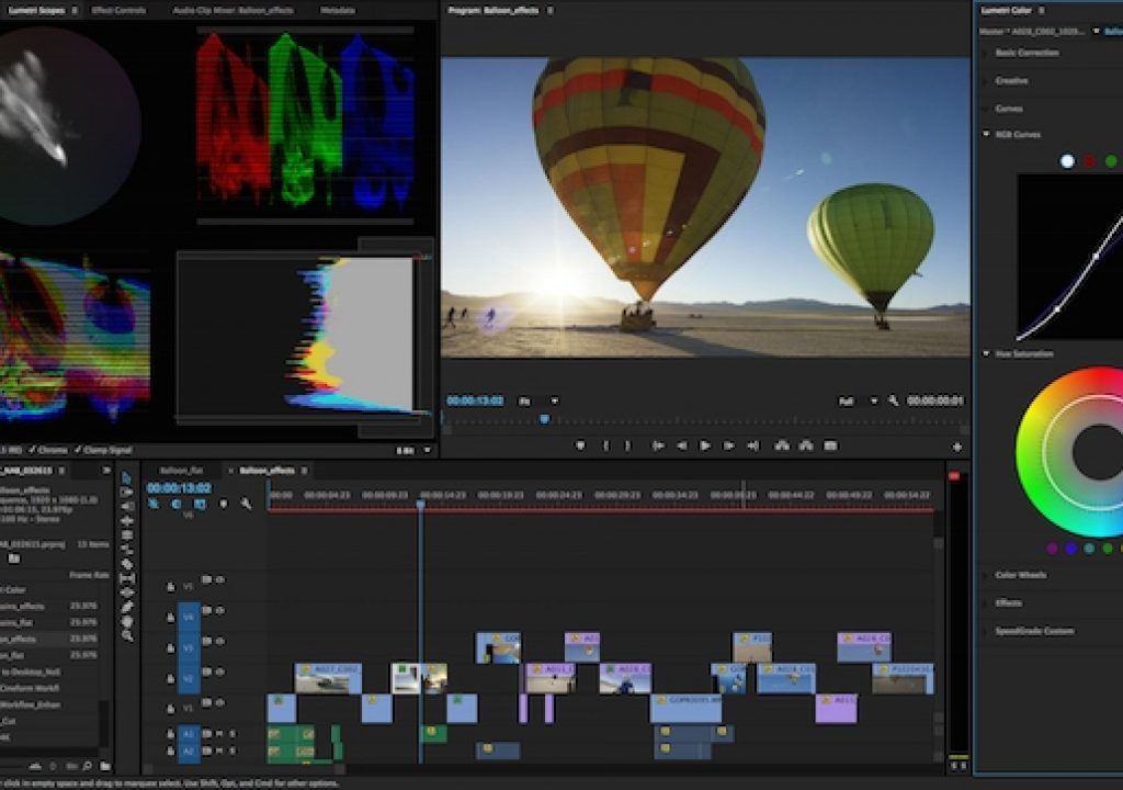 Adobe CC 'Next' video tools at NAB 2015 [updated] 1