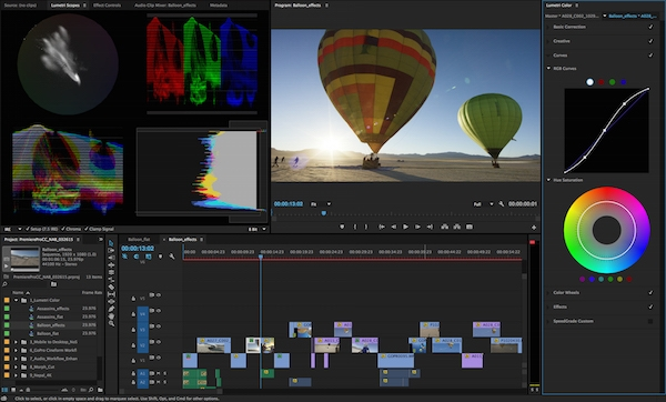 Adobe CC 'Next' video tools at NAB 2015 [updated] 4