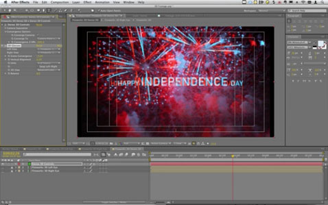 Free Stereo Footage from Artbeats, and an After Effects tutorial showing how to use it in CS5.5 1