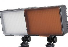 Small LEDs Create BIG Panels