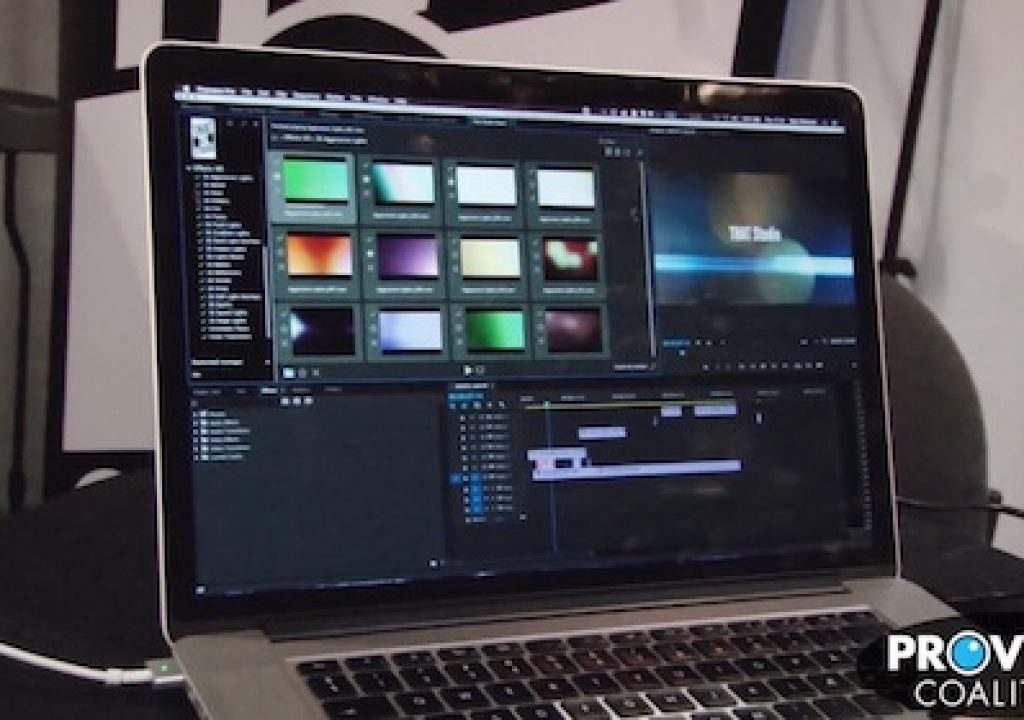 PVC at NAB 2015: THAT Studio 1