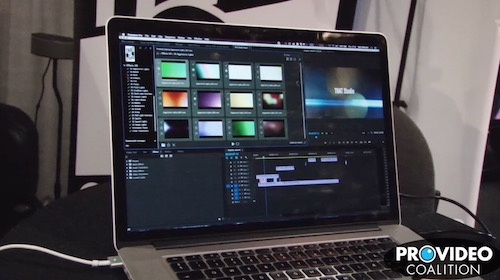 PVC at NAB 2015: THAT Studio 6