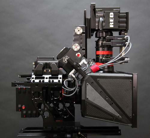 Game-changing New 3D Rig from Element Technica for RED Epic 1