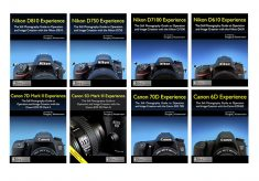 A List of DSLR eBook Guides for Christmas