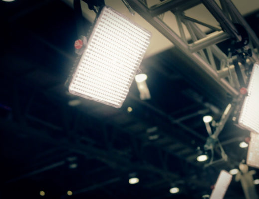 HDSLRShooter at NAB 2013:  Manfrotto LED Lighting 6